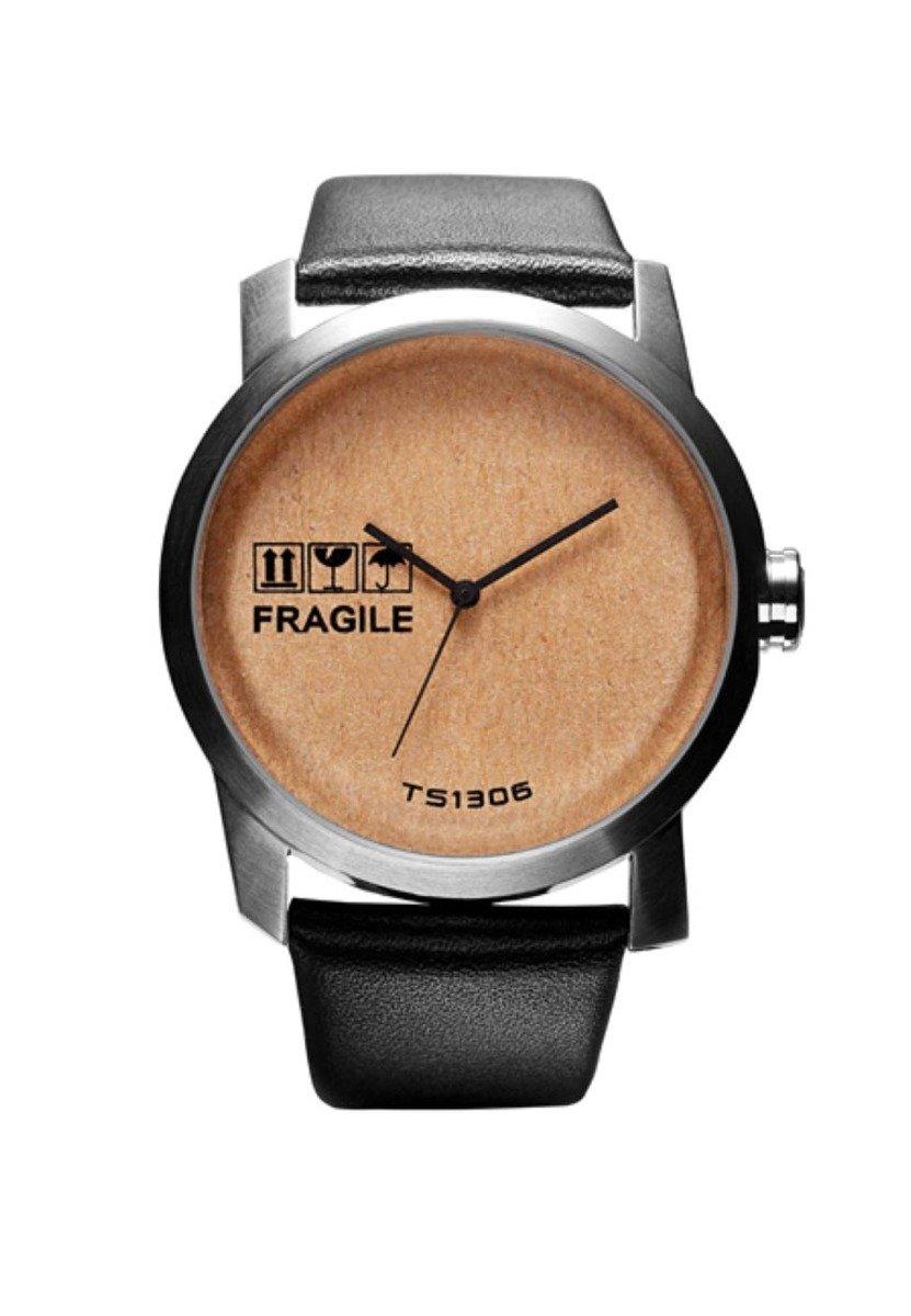 Kraft 石英皮帶手錶