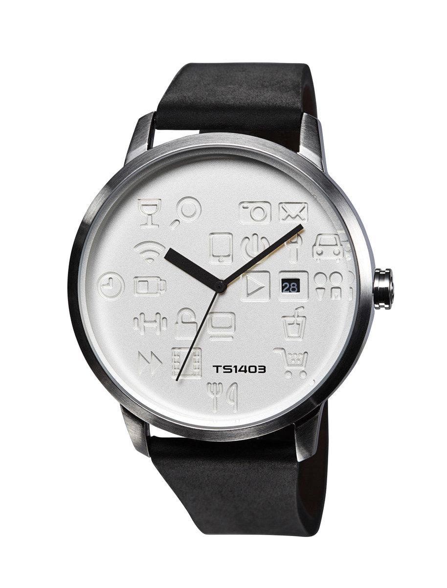 石英皮帶手錶