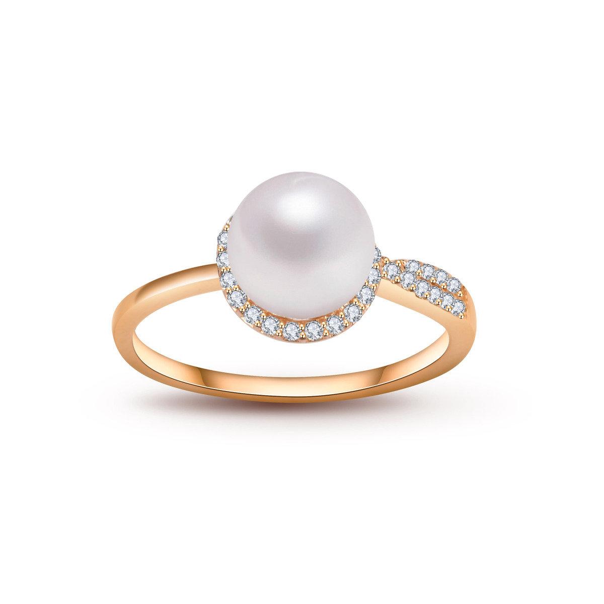 維納斯珍珠戒指