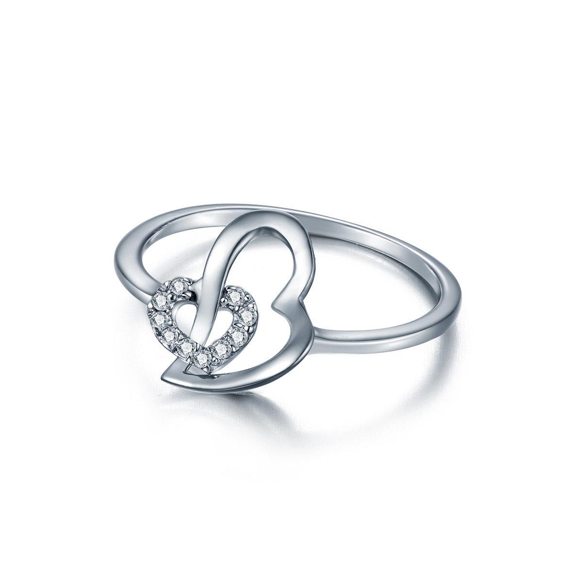 維納斯心形戒指