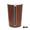 電線/電拖板 收納桶 -深木紋色