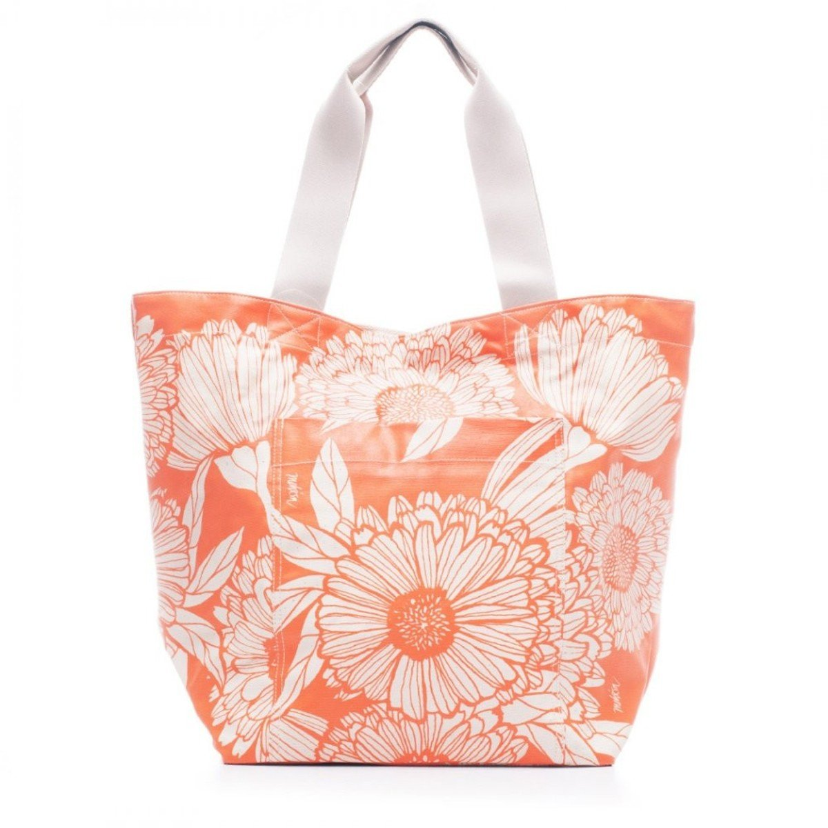 沙灘袋 - Orange Oriental