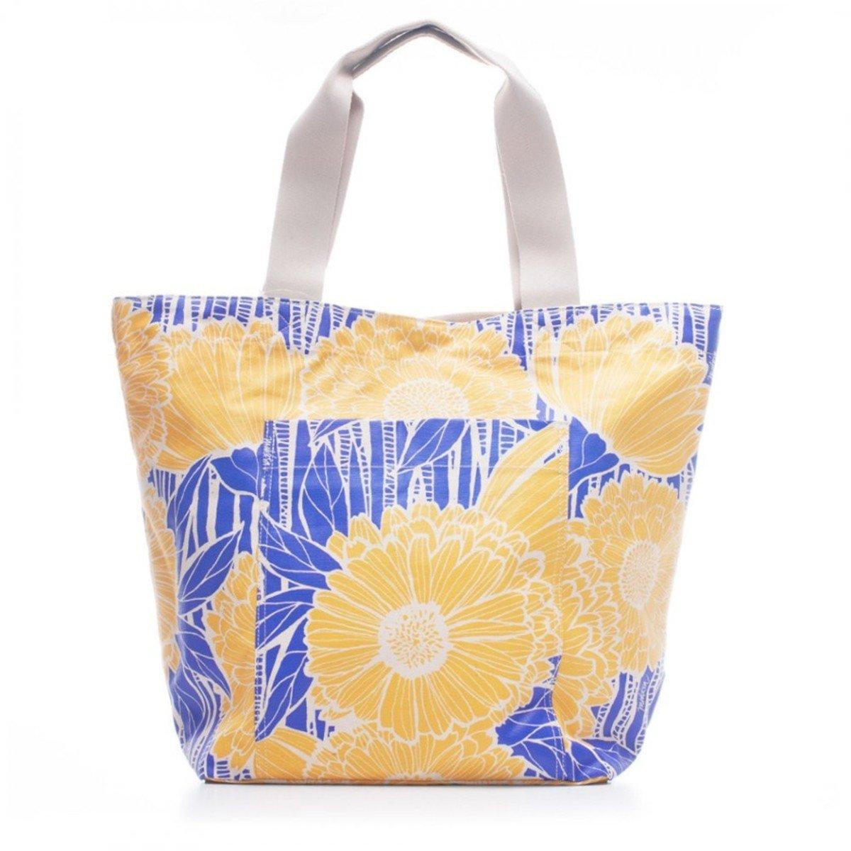 沙灘袋 - Yellow Sunflower