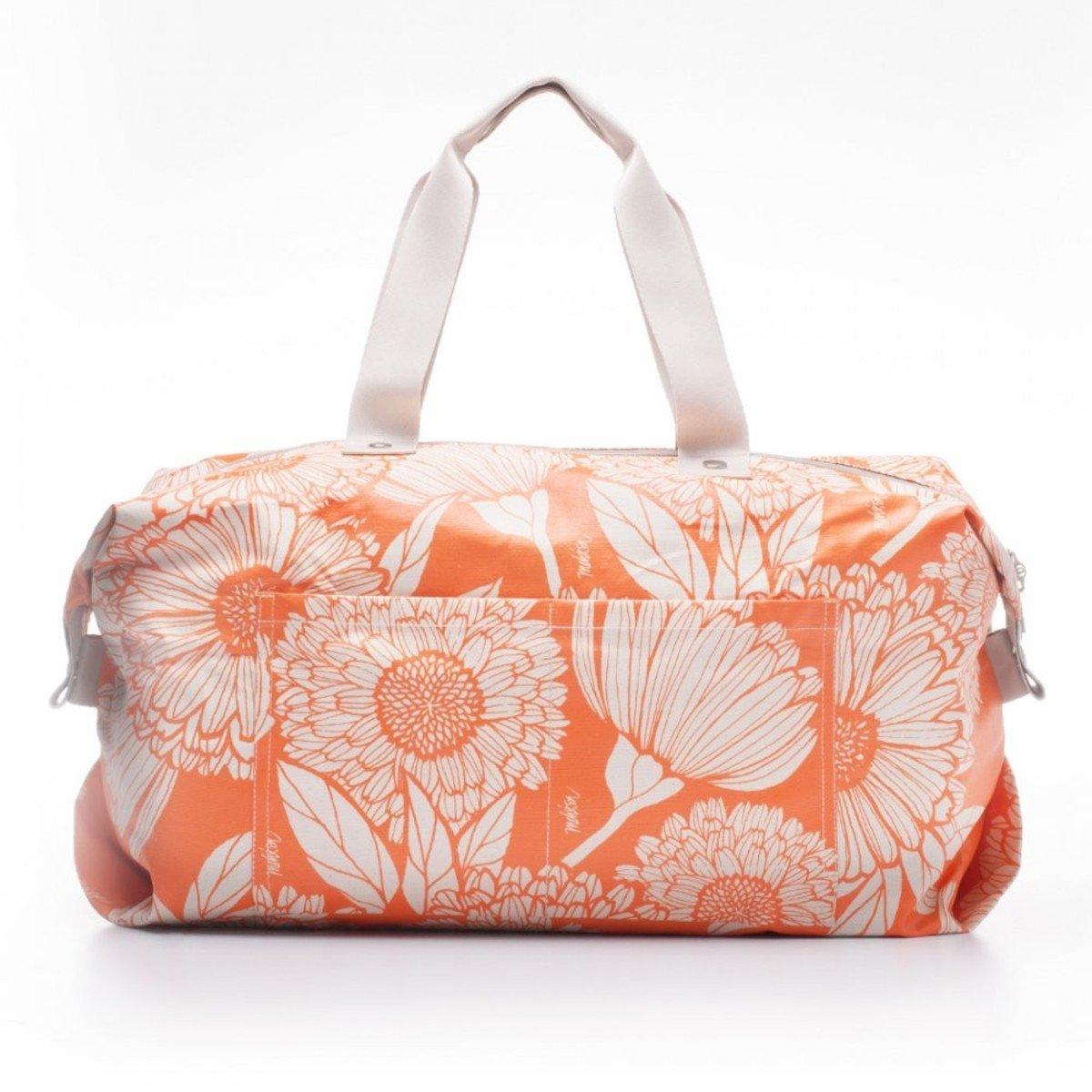 旅行袋 - Orange Oriental