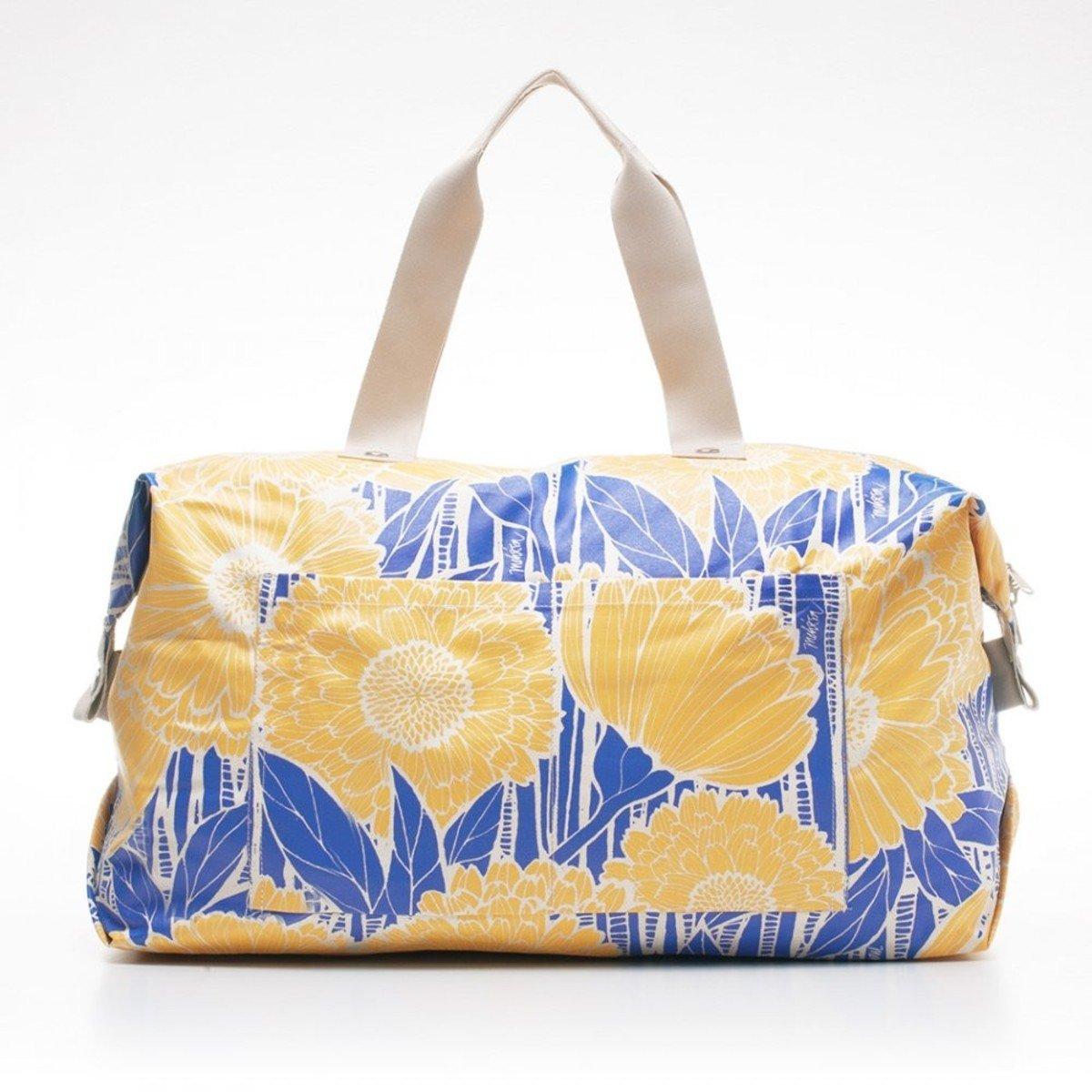 旅行袋 - Yellow Sunflower