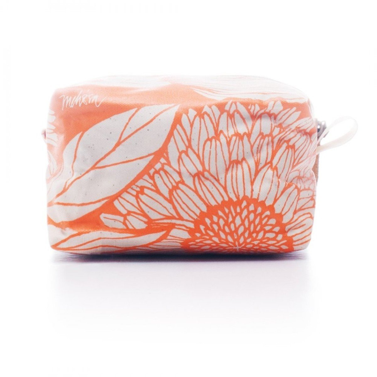 立方小包 - Orange Oriental