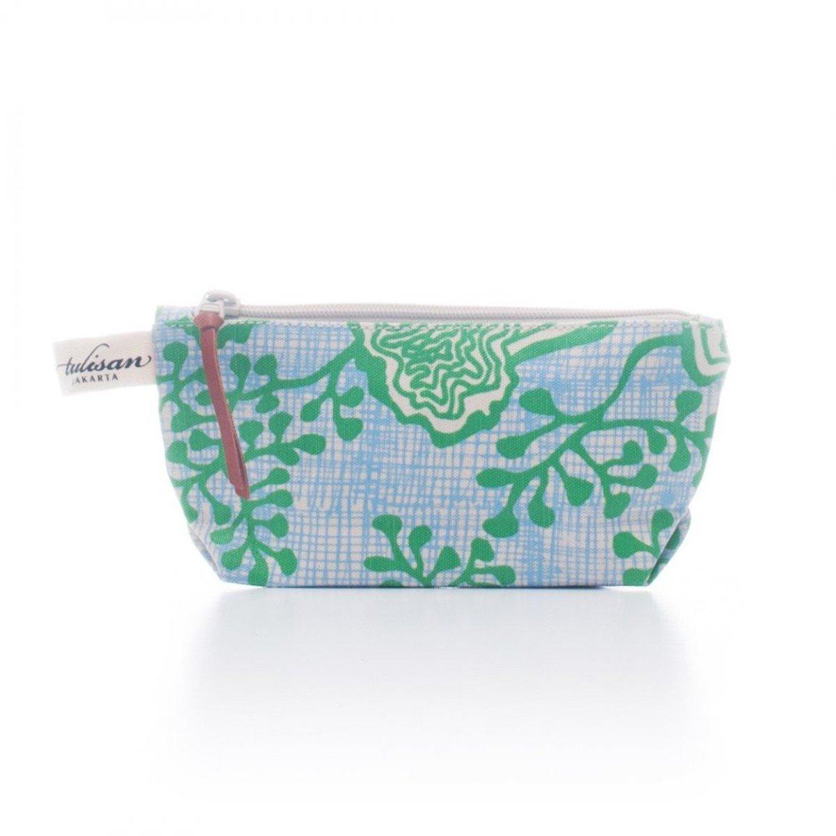 化妝袋 (特小) - Green Grass