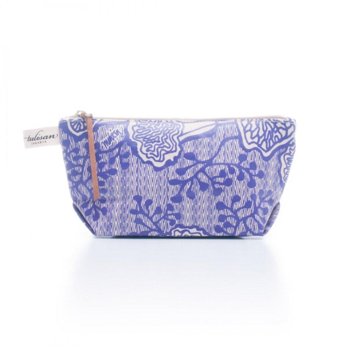 化妝袋 (中) - Purple Plum
