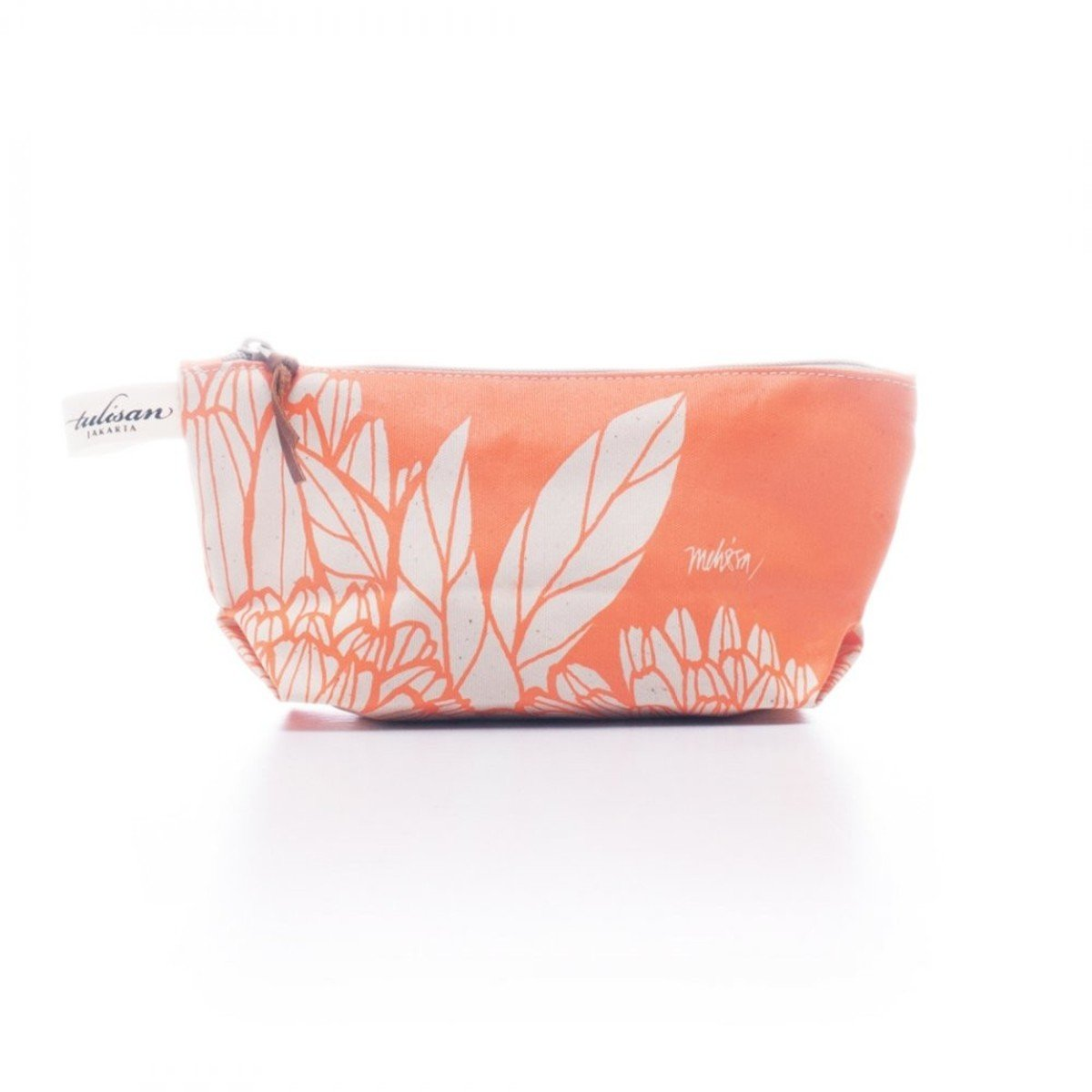 化妝袋 (中) - Orange Oriental