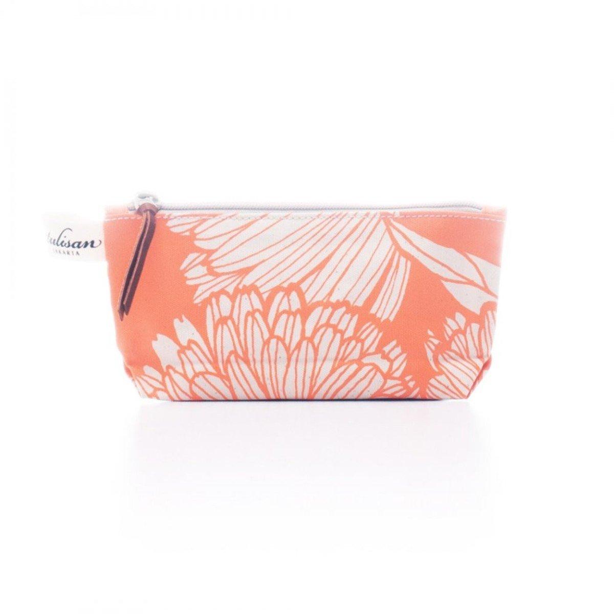 化妝袋 (特小) - Orange Oriental