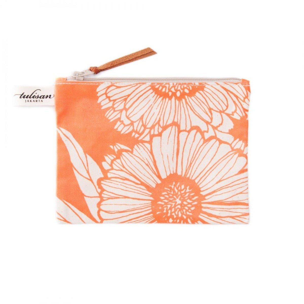 收納袋(小) - Orange Oriental