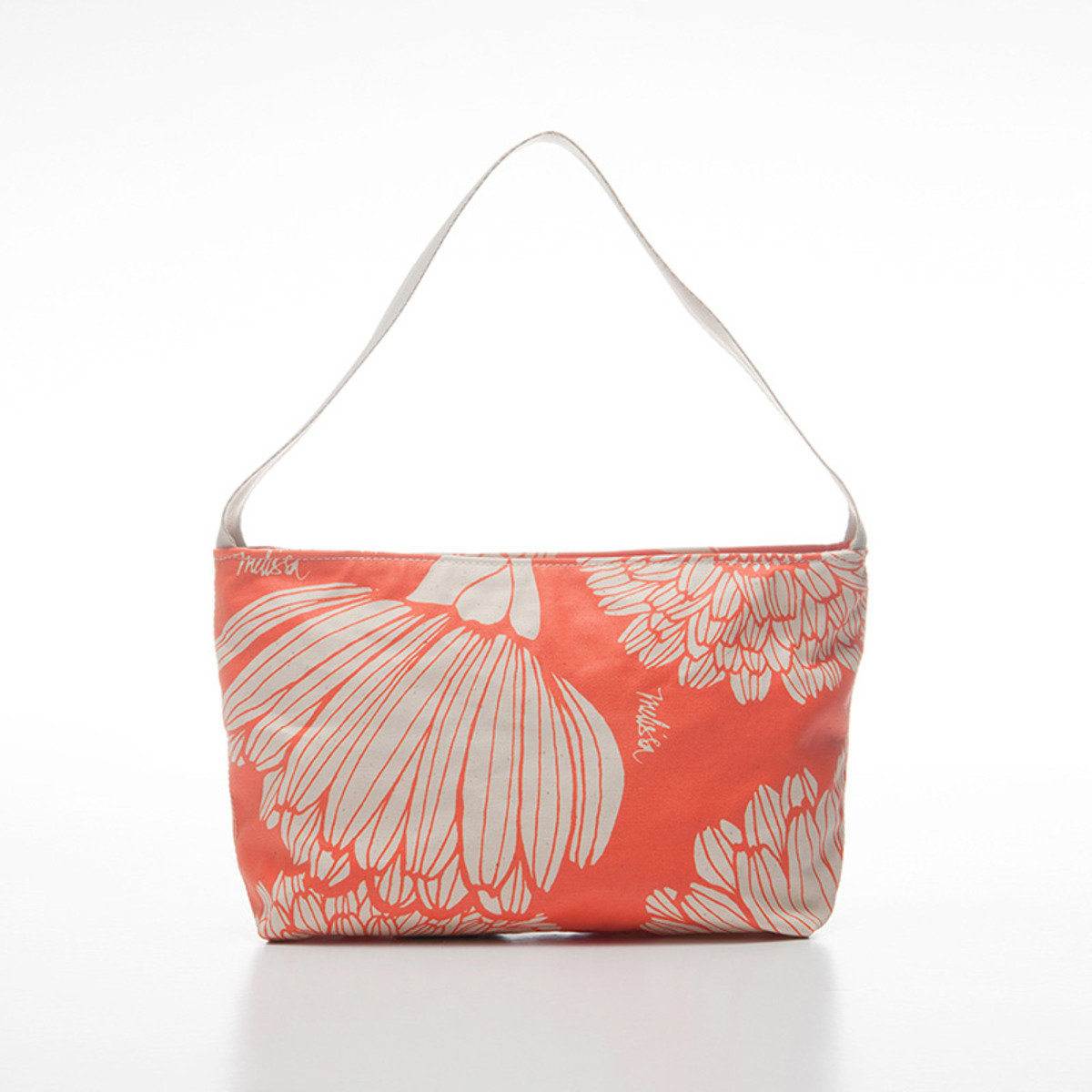 Lilliput 小手袋 - Orange Oriental