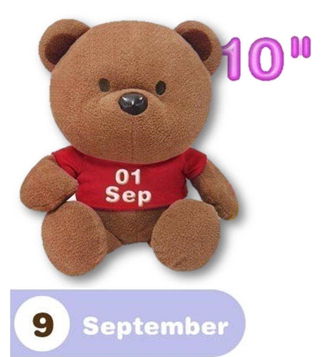 9月份熊仔