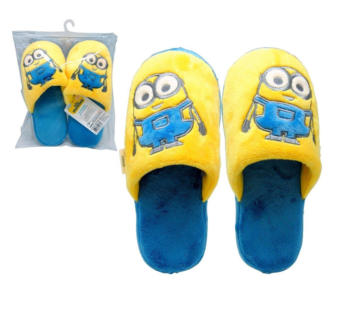 2D毛絨拖鞋