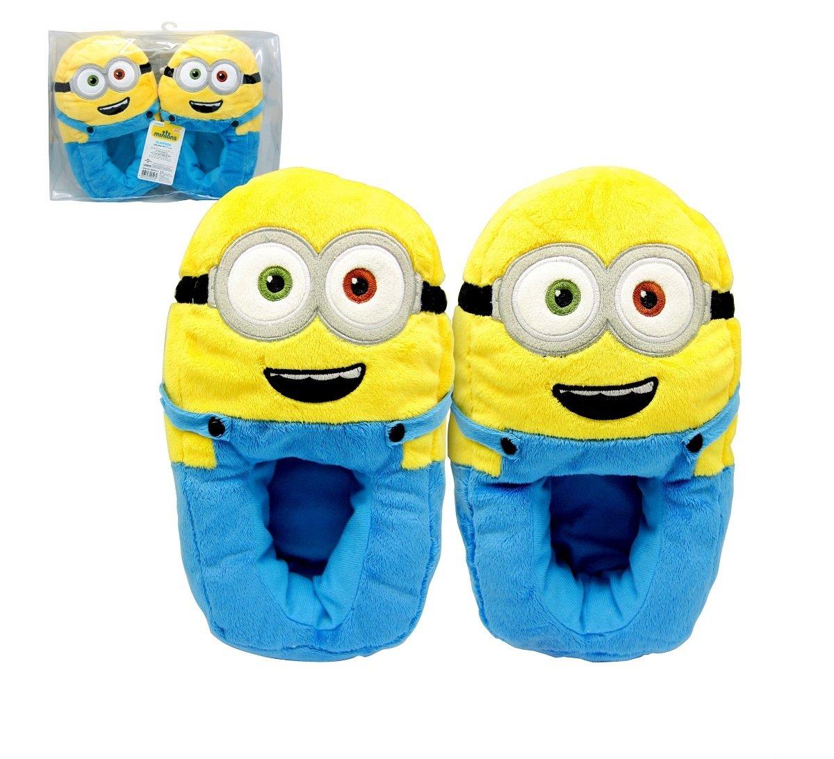 3D毛絨拖鞋