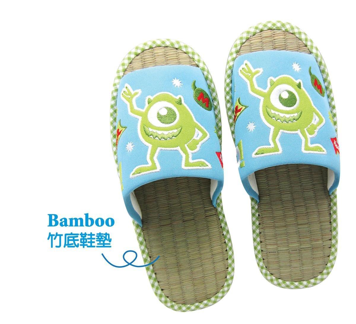 竹墊拖鞋 (大眼仔)