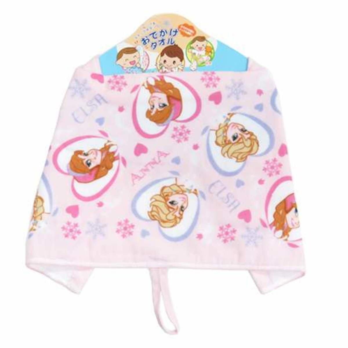 純棉多用途嬰兒毛巾餐巾