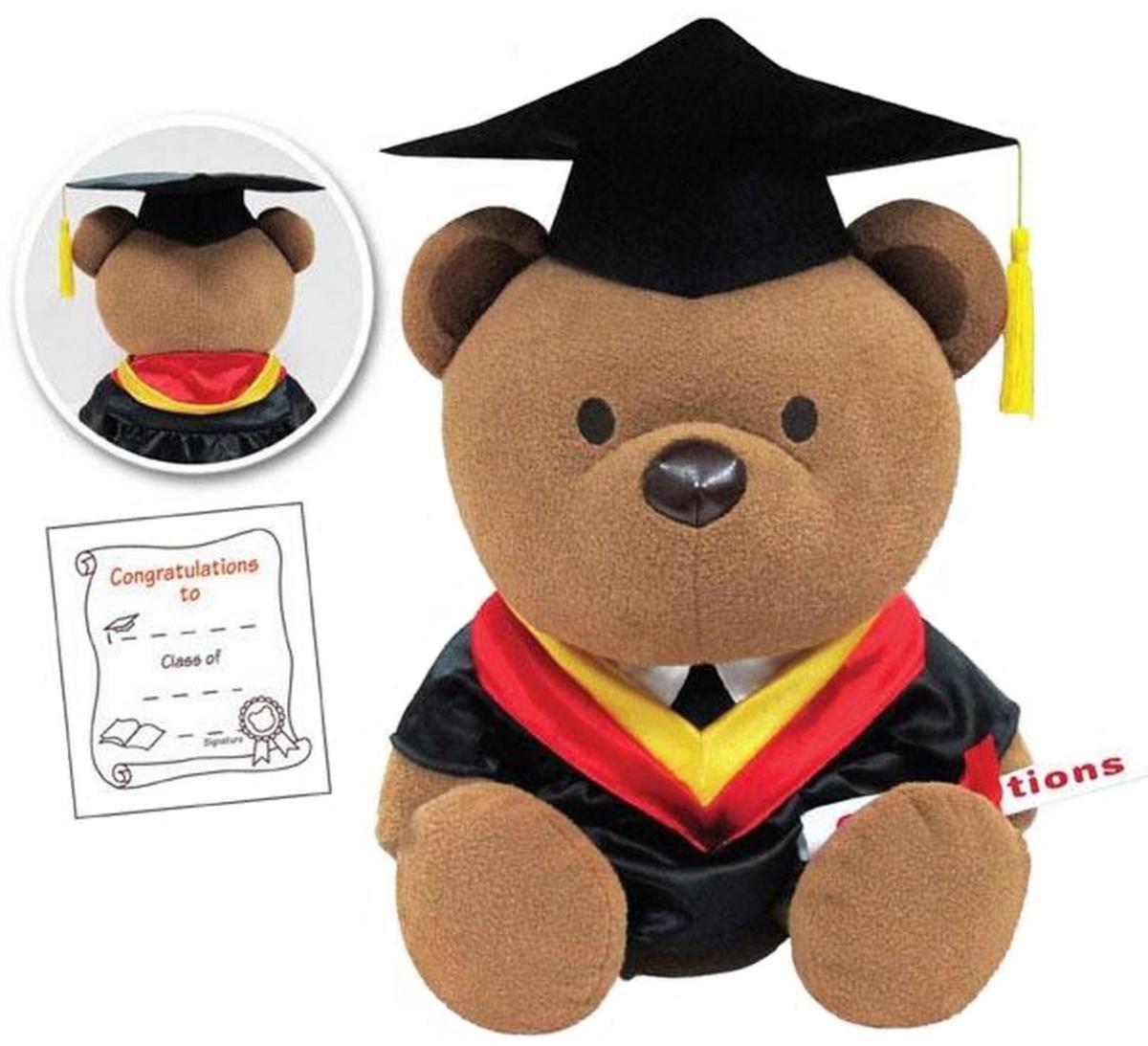 愛的信息系列  -- 畢業熊