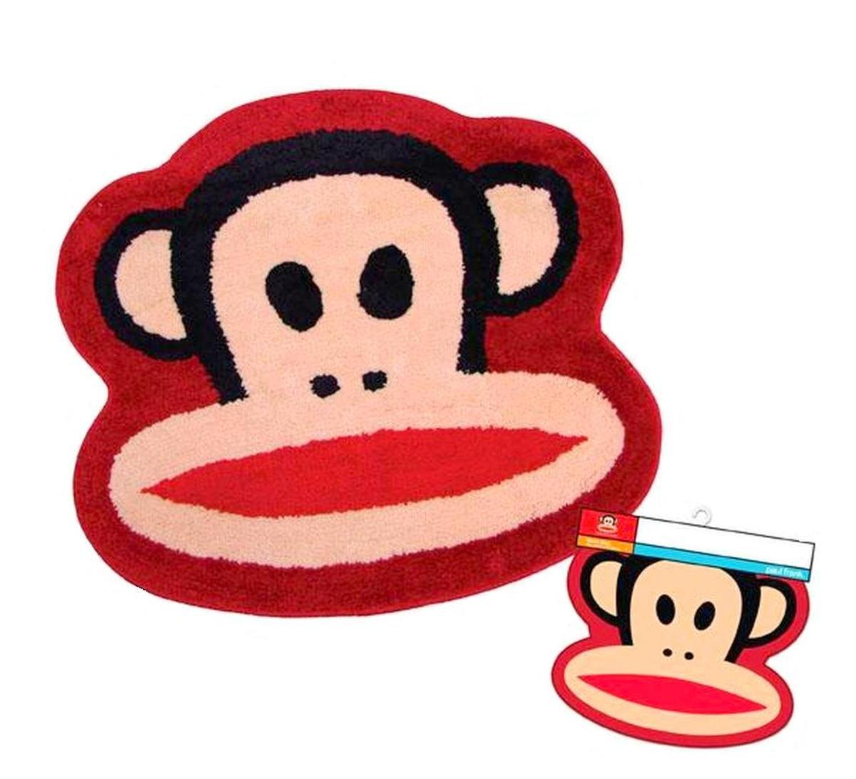 浴室地毯 (Red)