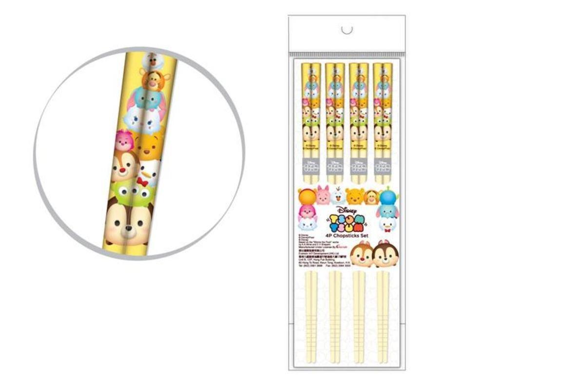 竹製筷子套裝 Set C