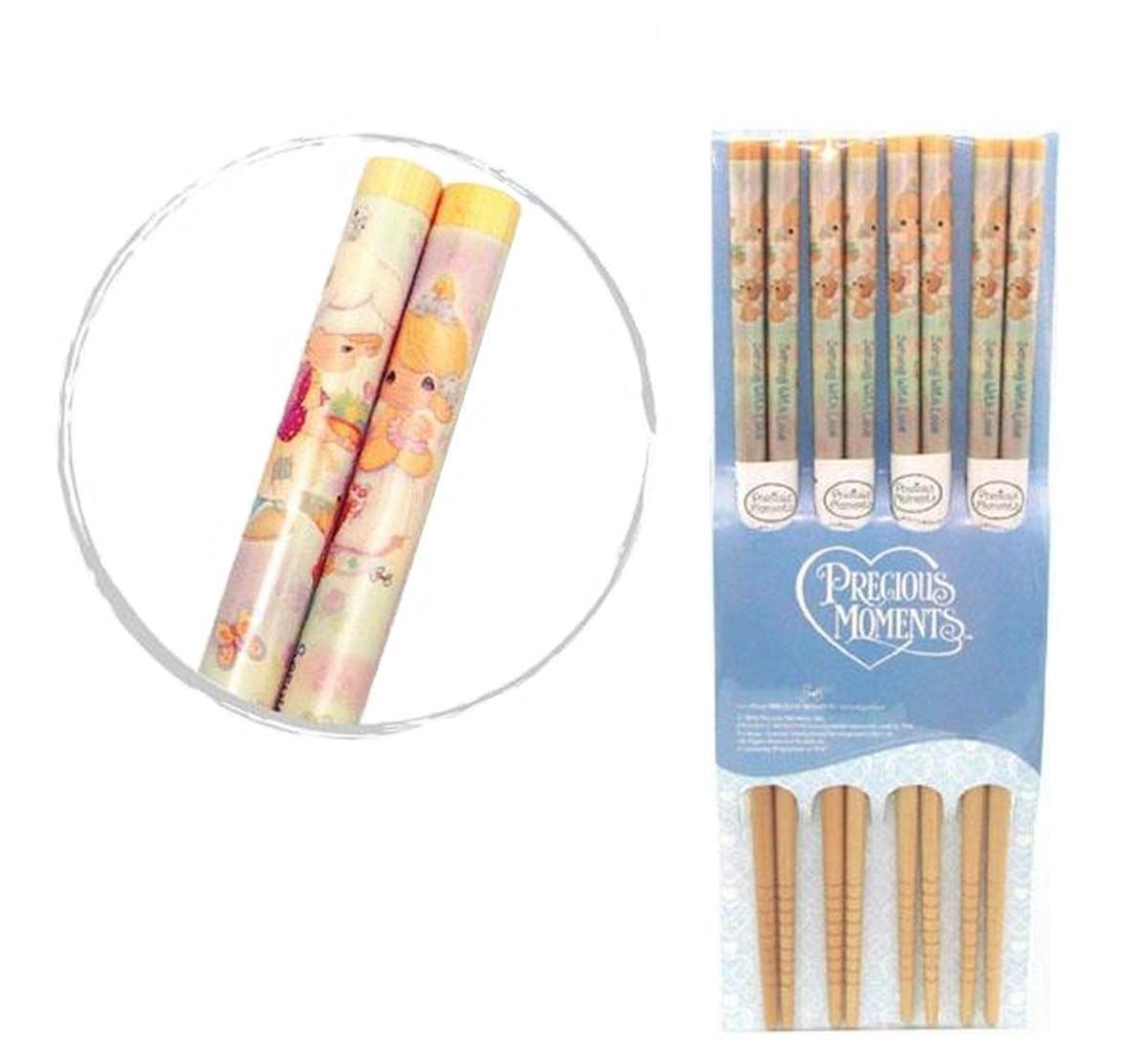 竹製筷子套裝 B