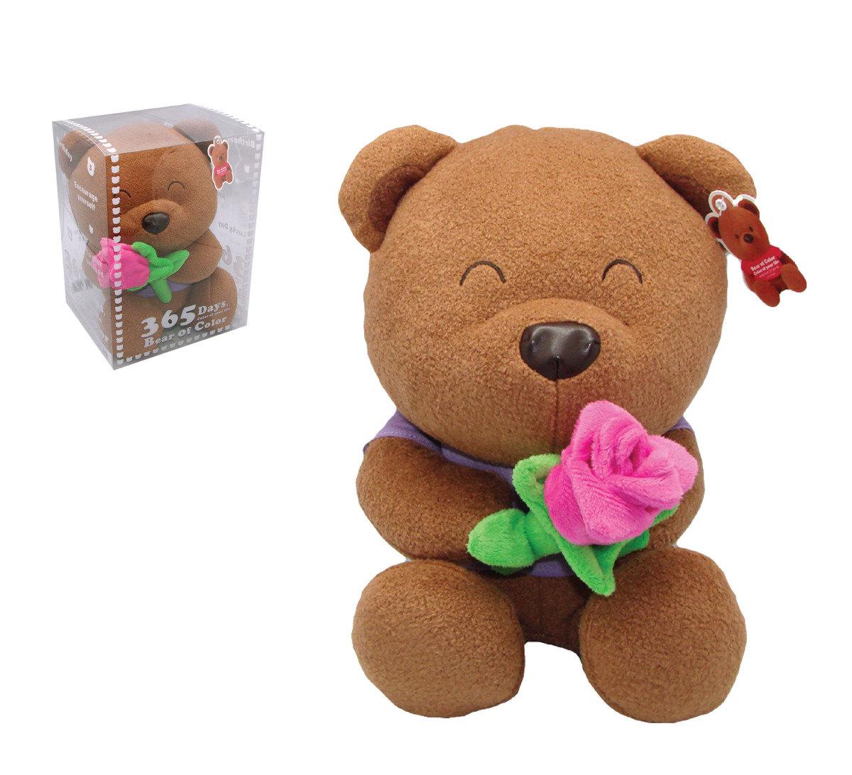 愛的信息系列  -- Flower Bear