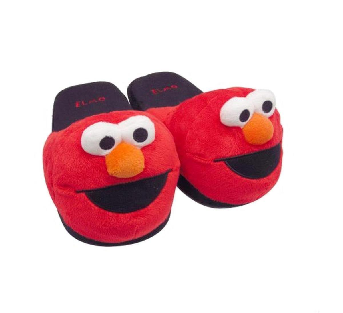 芝麻街 3D 毛絨拖鞋