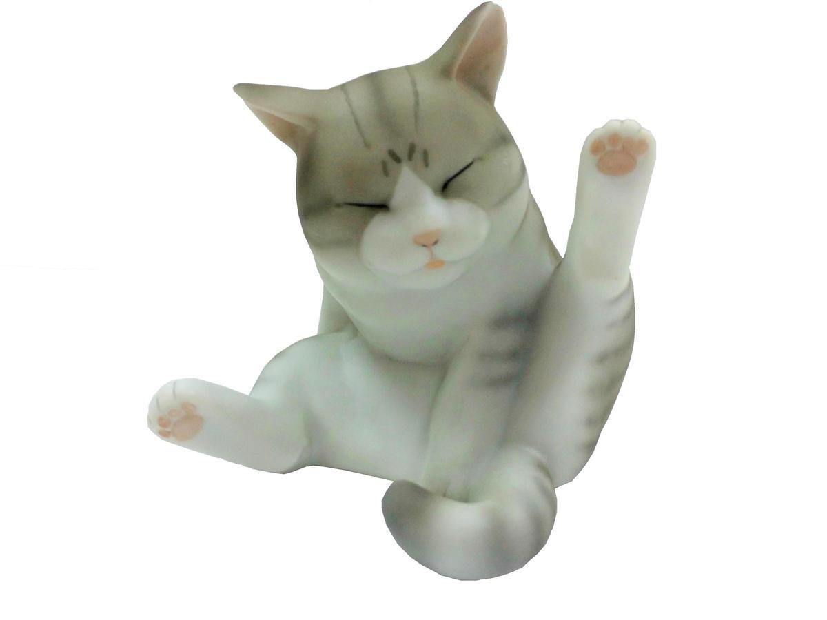 來福 貓咪 (灰色)