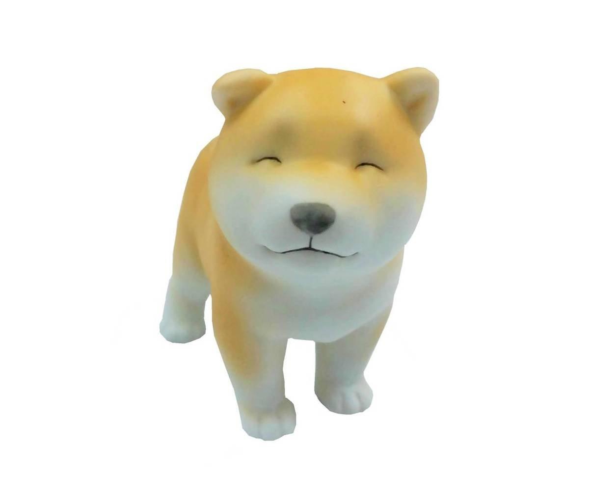 來福 秋田犬 (啡色)