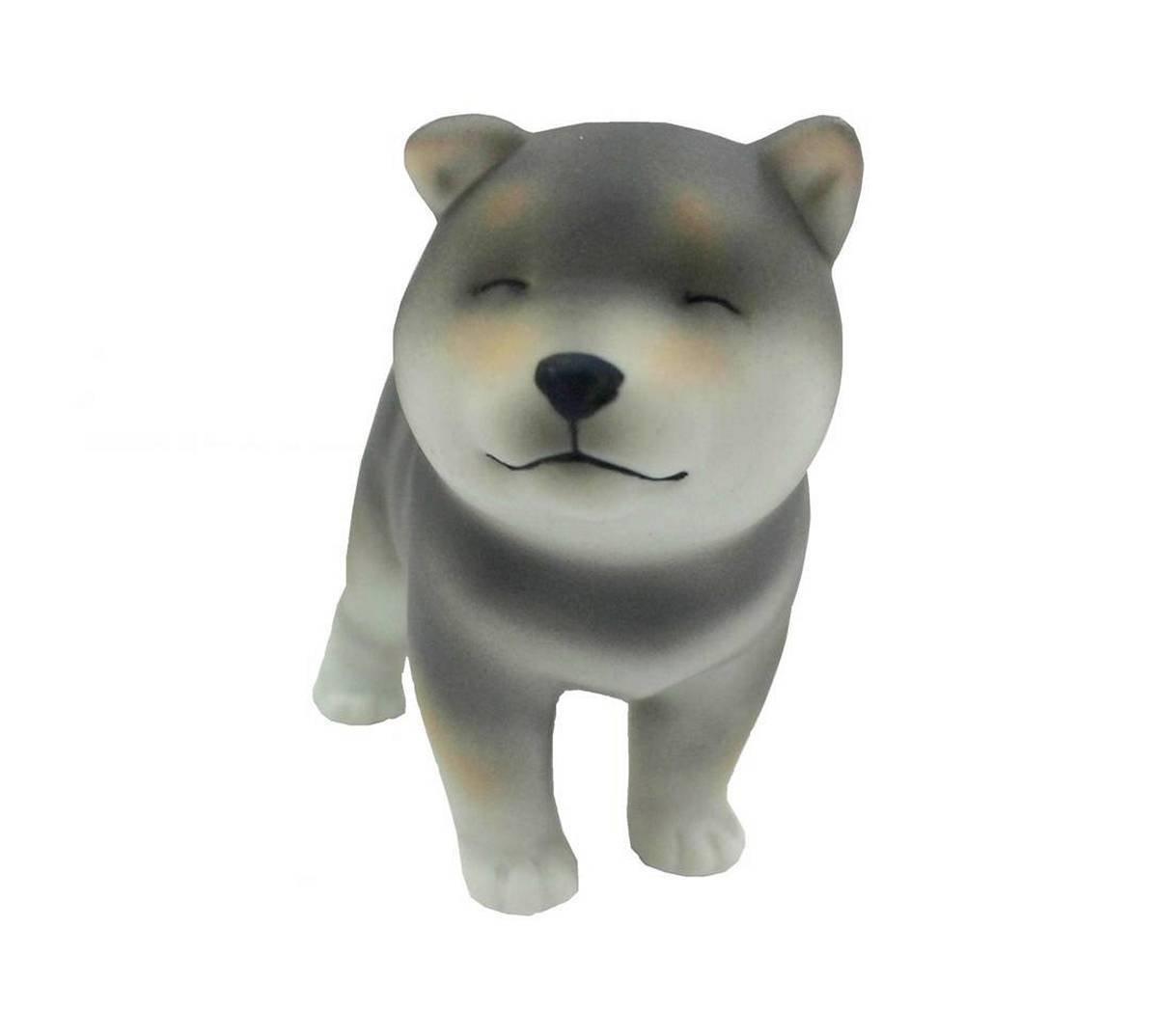 來福秋田犬A (灰色)