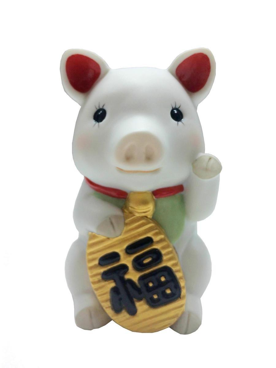 來福招財小豬 - 福