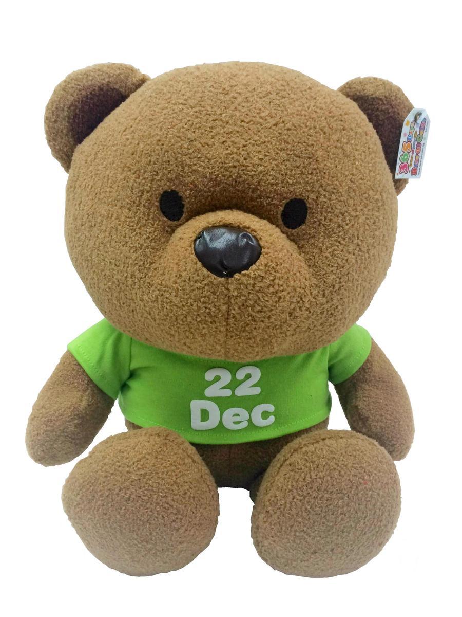 12月份熊仔