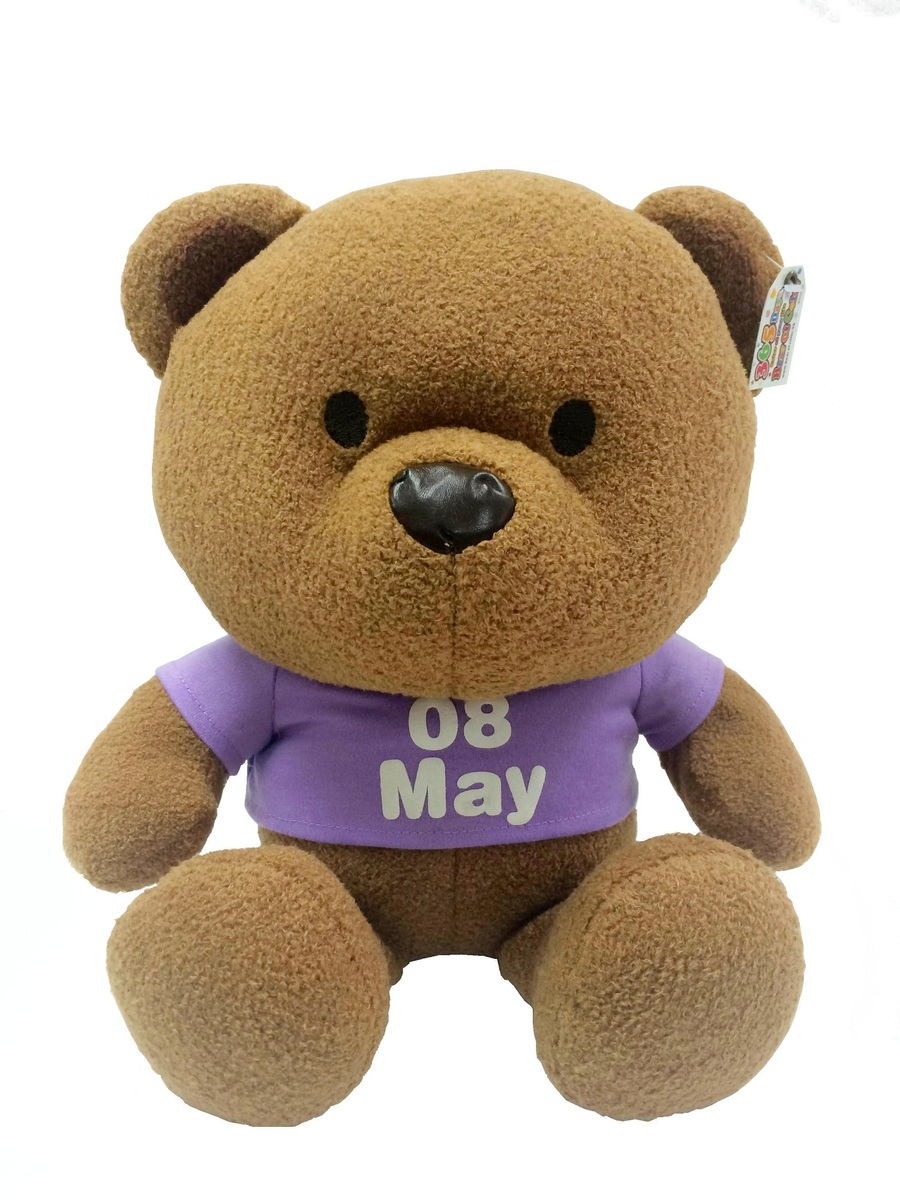 5月份熊仔
