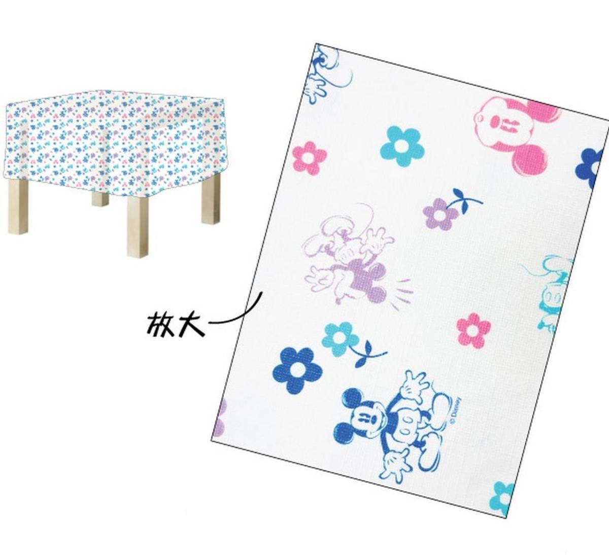 米奇長方形桌布