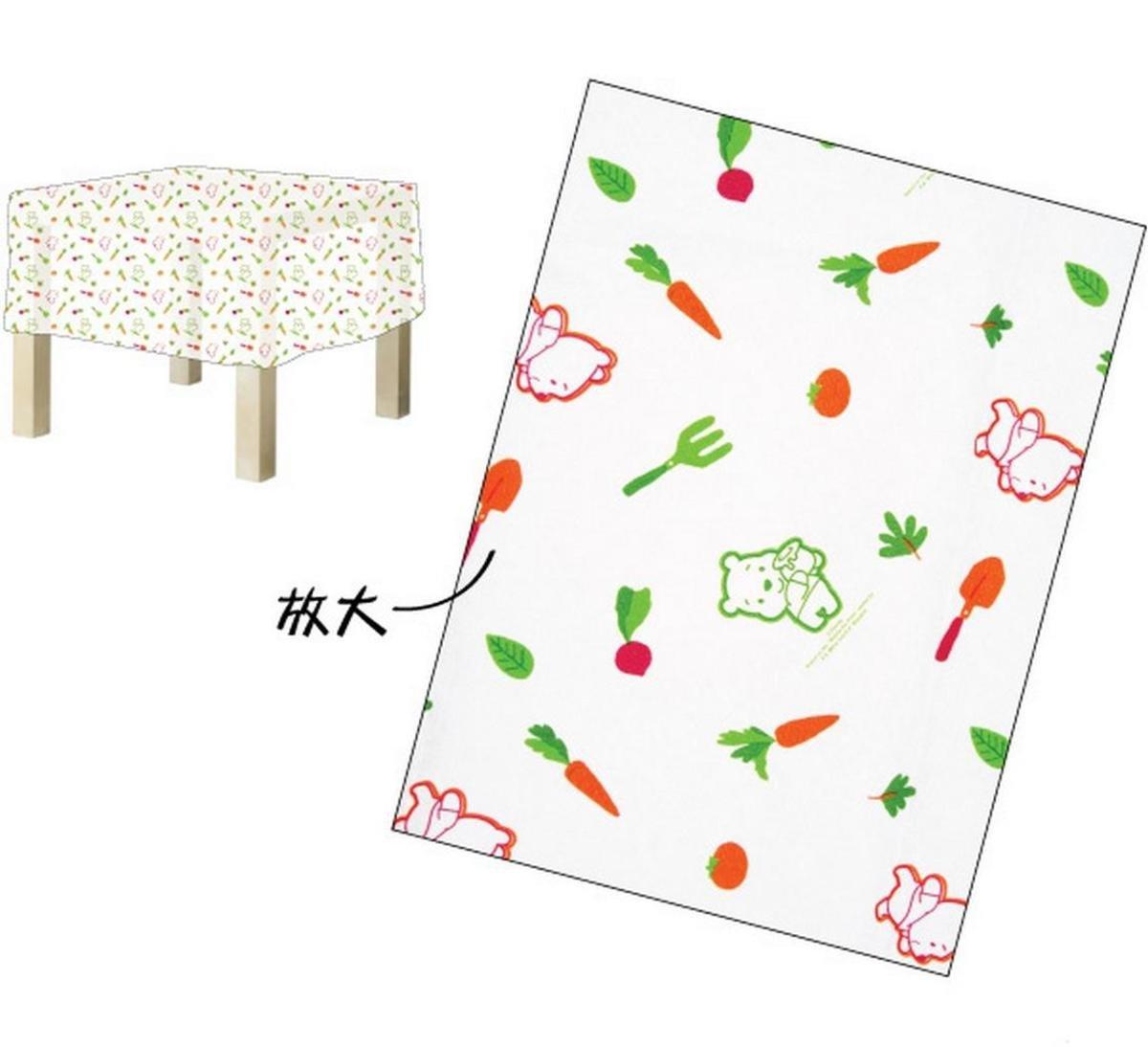 小熊維尼長方形桌布