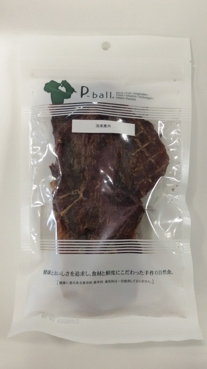 日本鹿肉塊 (PB-563)