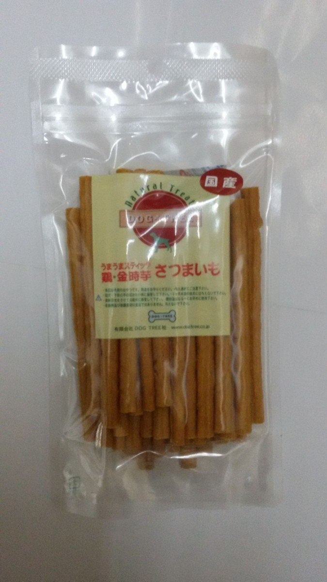 甜薯雞肉條 (DT-527)