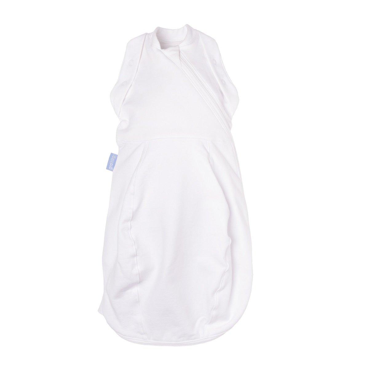 包裹睡袋 - 舒適版 - 純白