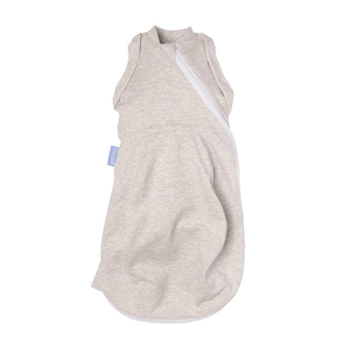 包裹睡袋 - 舒適版 - 灰色