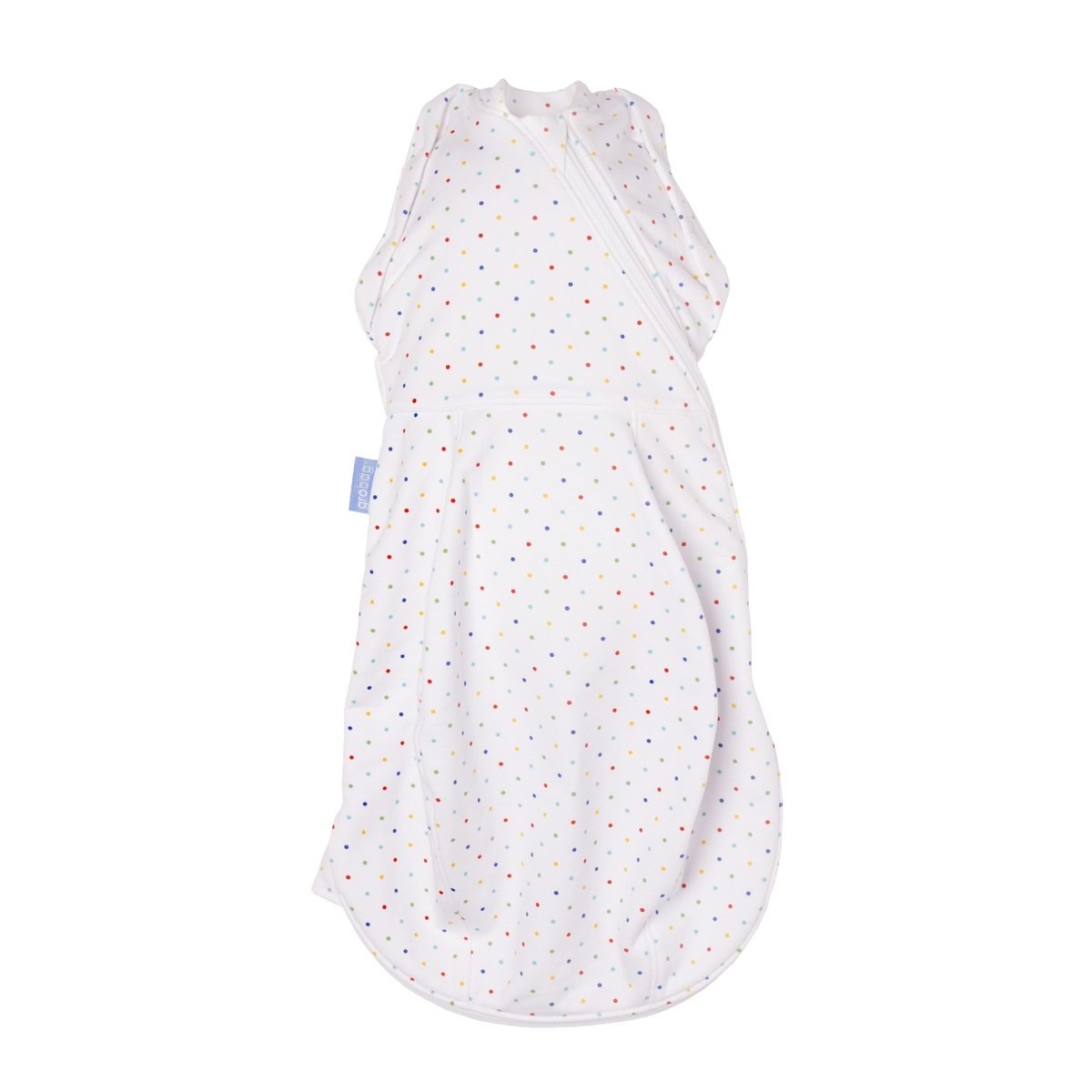 包裹睡袋 - 舒適版 - 彩虹圓點
