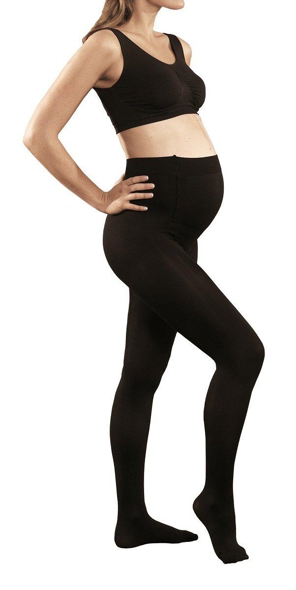 不透明孕婦緊身褲 - 尺碼1 - 適用多種尺碼適用 (小至大碼)
