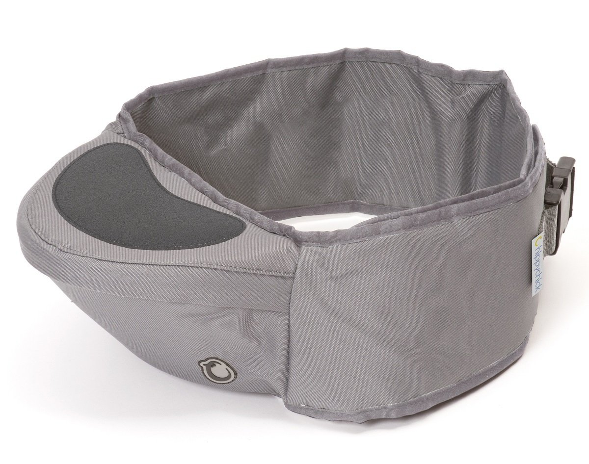 抱嬰腰凳 - 灰色