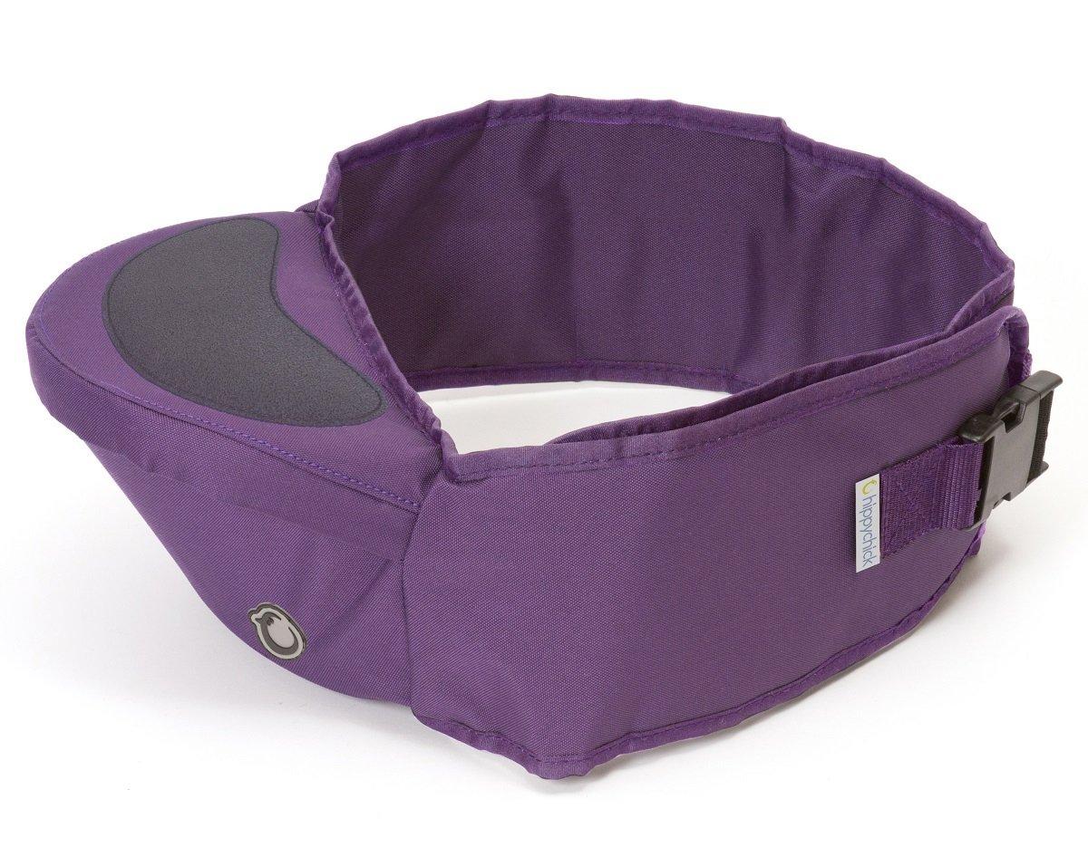 抱嬰腰凳 - 紫色