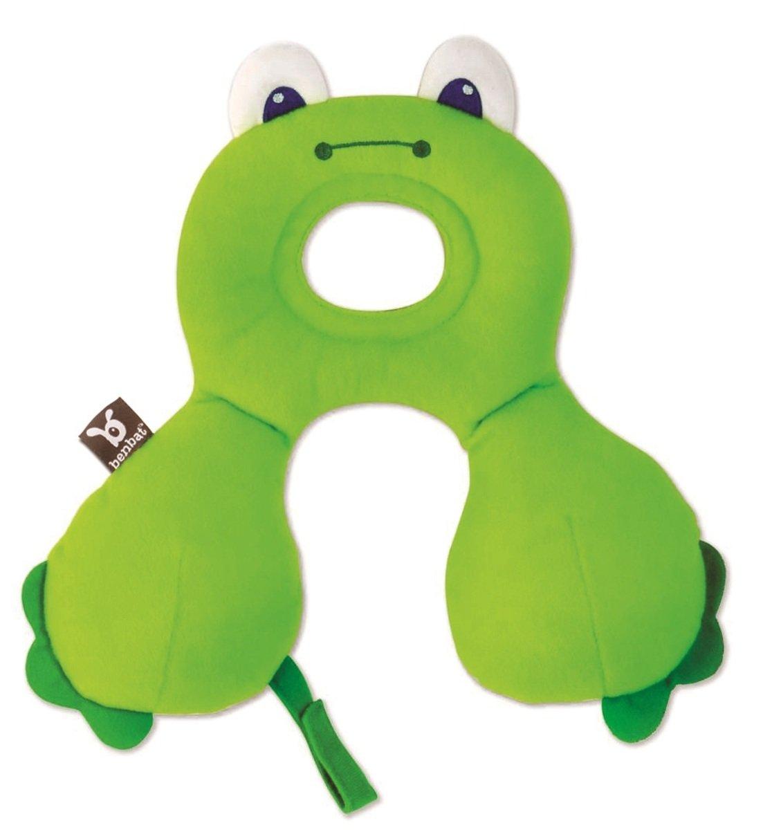 旅遊朋友頸枕 - 青蛙 (0-12個月)