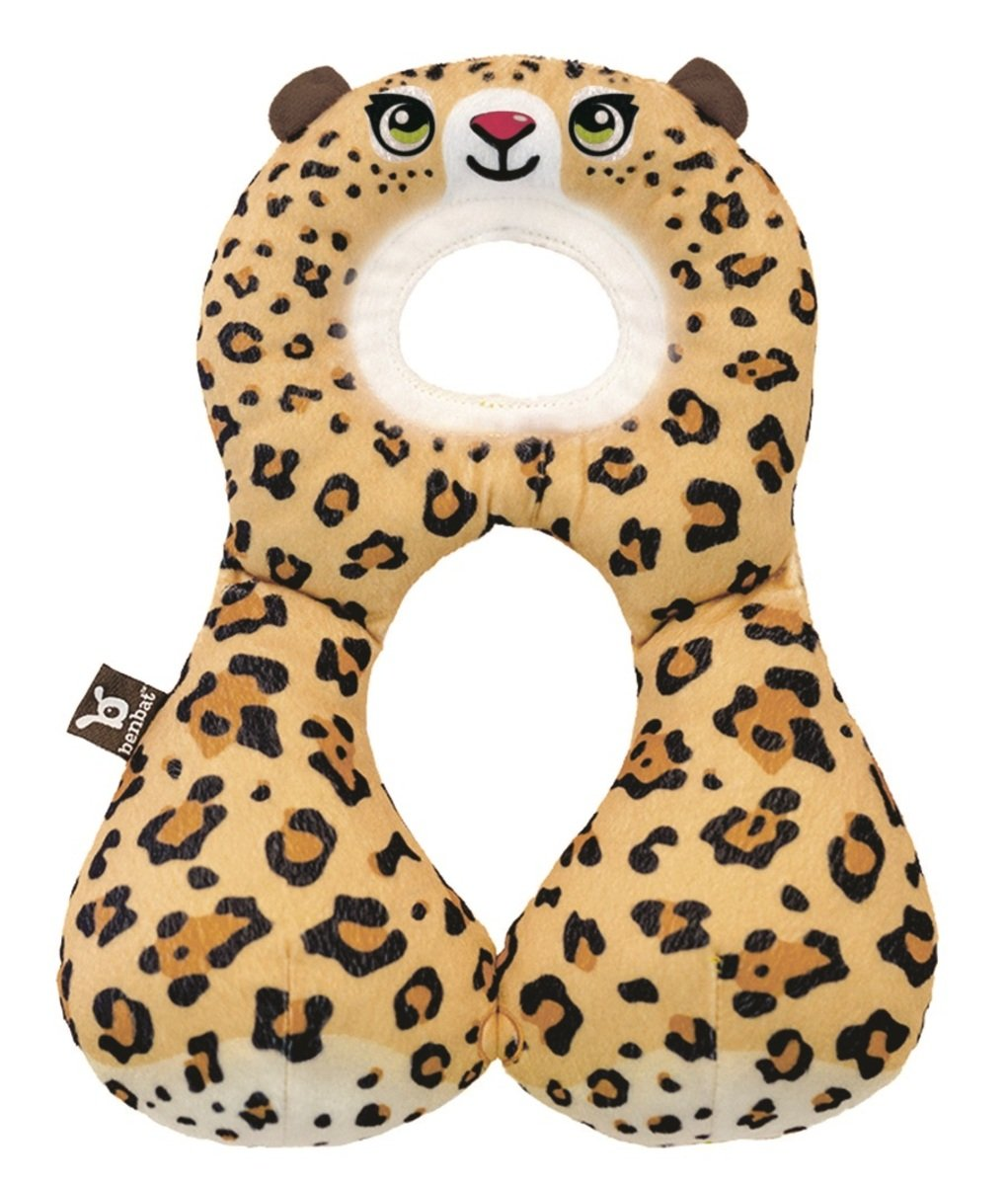 旅遊朋友頸枕野生草原系列 - 1-4歲 - 獵豹
