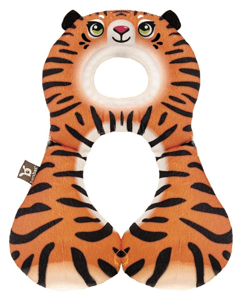 旅遊朋友頸枕野生草原系列 - 1-4歲 - 老虎