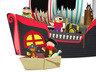 庫珀 - 海盜船