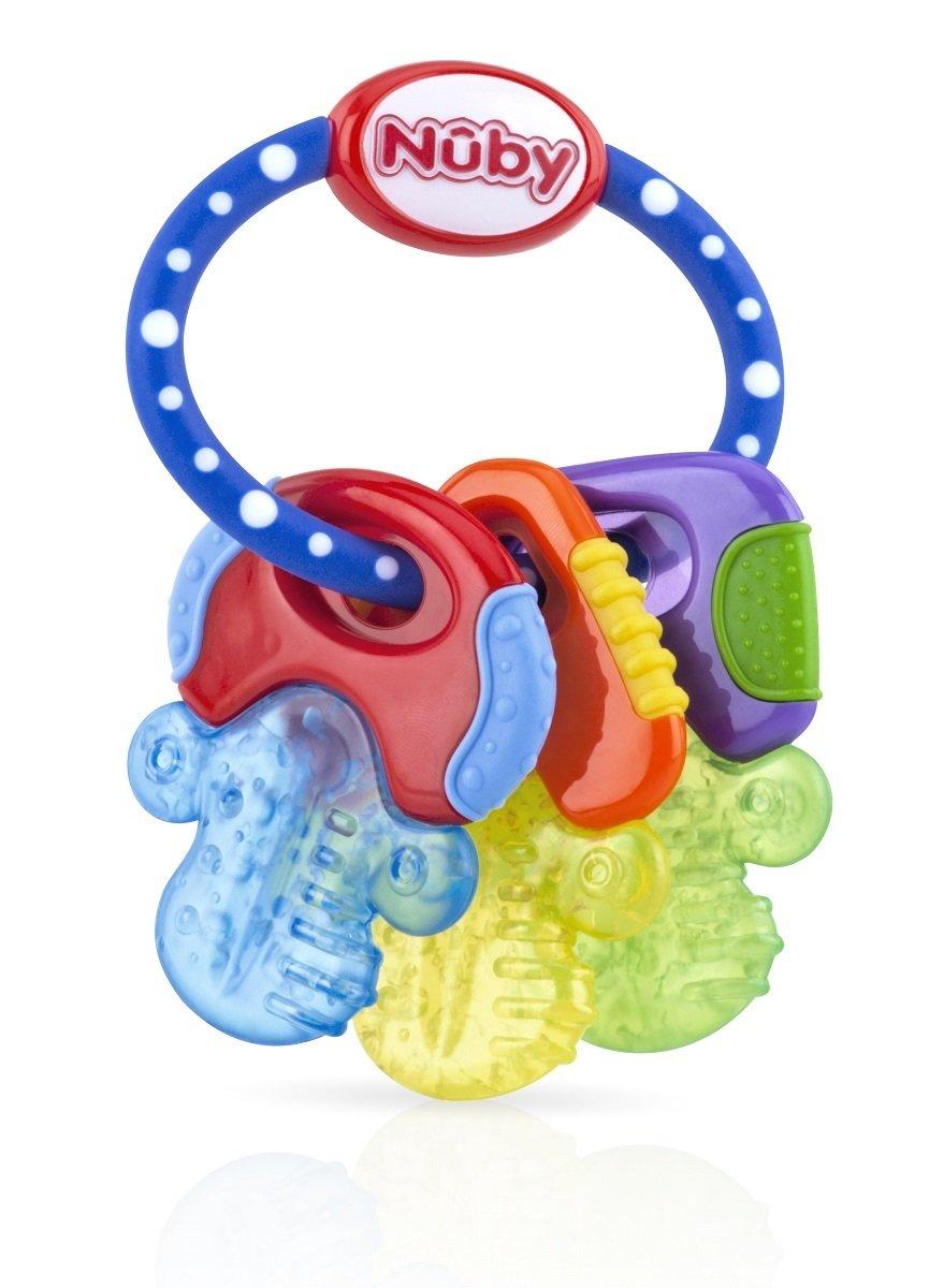 冰膠固齒器 - 鑰匙形狀
