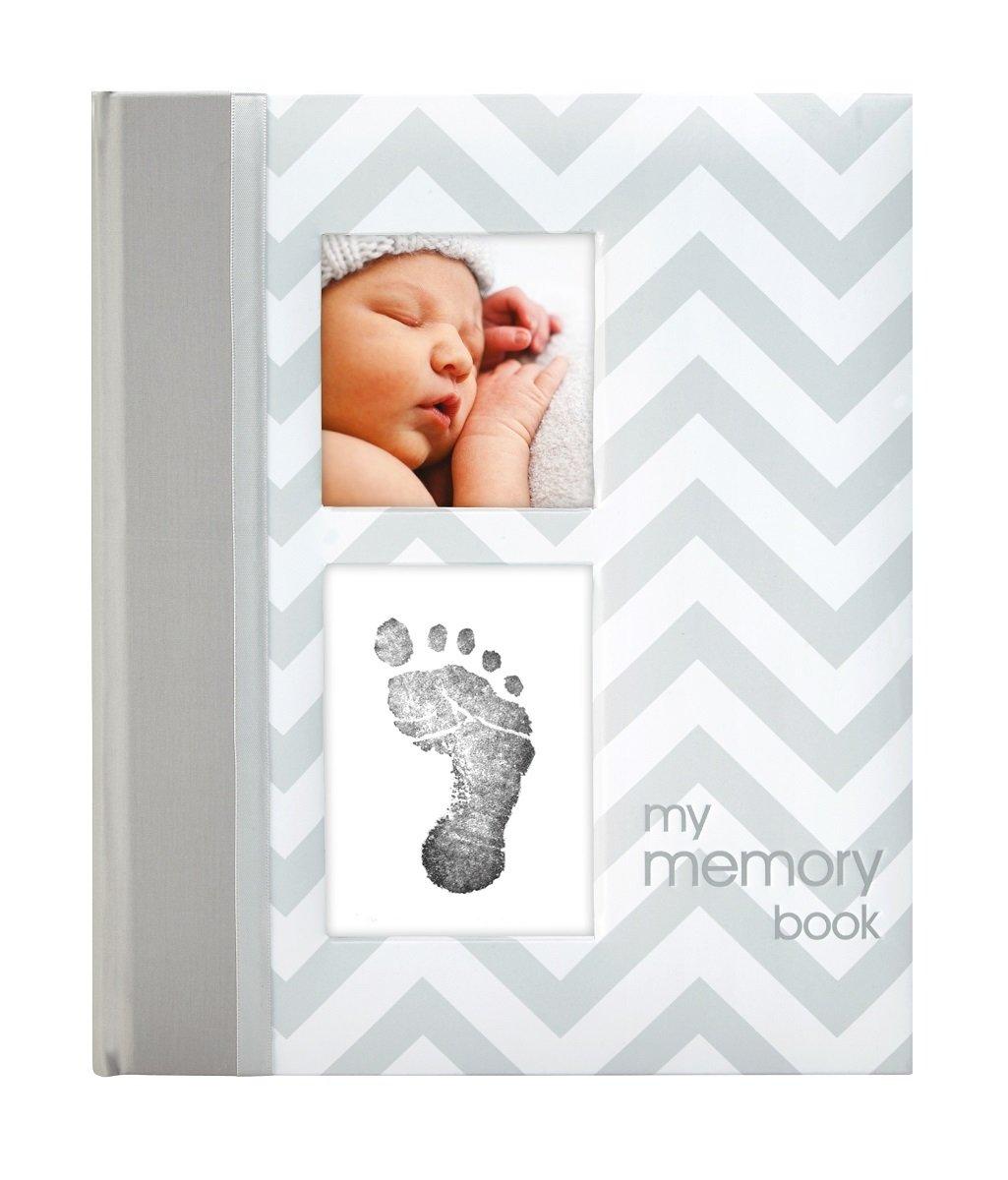 寶寶掌印回憶錄 - 灰色