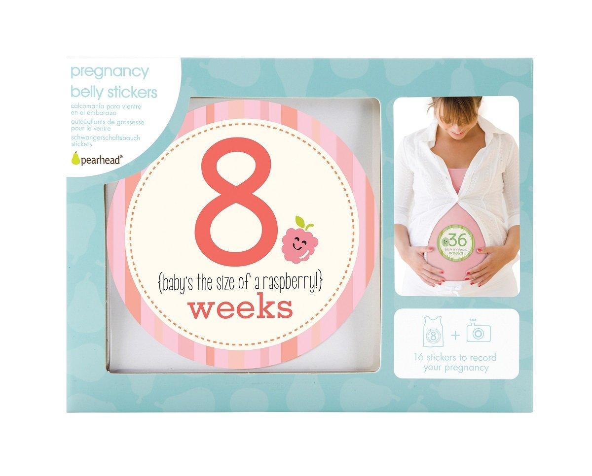 懷孕週期貼紙